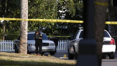 Asesinan a agente policial en Florida
