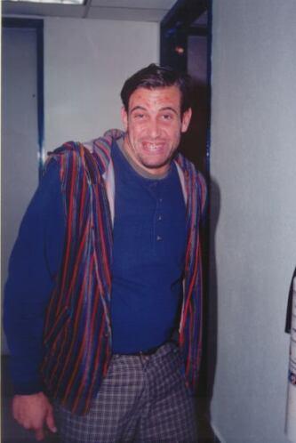 """¿Cómo olvidar a """"Ulises El Feo"""" interpretado por Gabriel Soto?"""