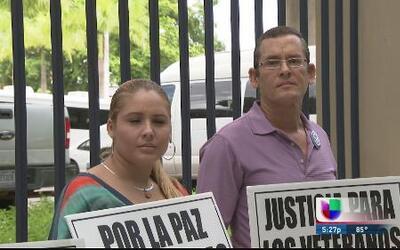 Organización respalda a la familia de Orlando Rivera González