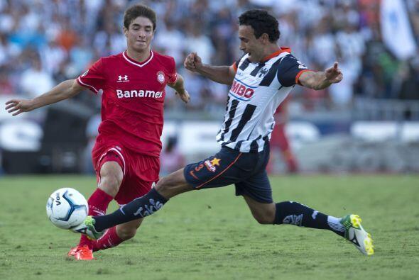 Toluca recibe a un Monterrey se vio bien sin Suazo, pero que seguramente...