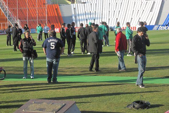 El estadio Malvinas Argentinas será el escenario de la doble cartelera f...