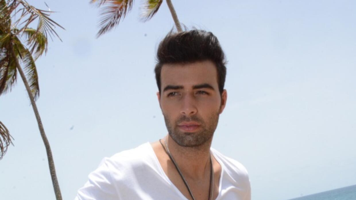 Jencarlos filmó su video 'Bajito'.