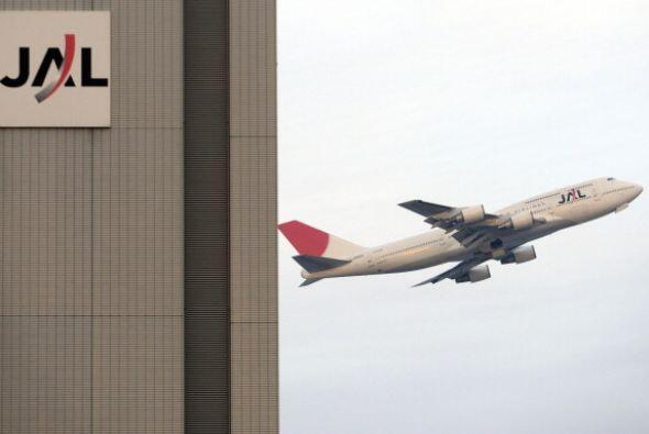 """2. Tokio 1985 """" Una falla mecánica causó que se estrellara a pleno vuelo..."""
