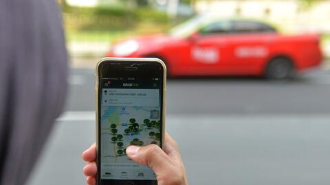 Uber indicó que aún subirá a pasajeros afuera de lo...