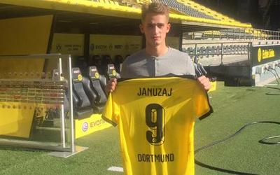 Januzaj llega al Dortmund cedido por Man-U