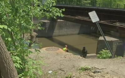 Suspenden búsqueda de joven desaparecido en el río Des Plaines