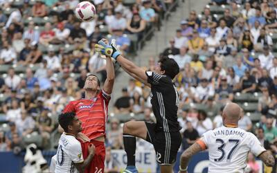 FC Dallas consigue el Supporters' Shield con empate sin goles ante el Ga...