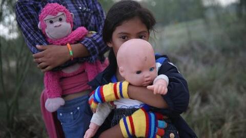 Aumenta la ayuda para niños centroamericanos que buscan asilo en Estados...