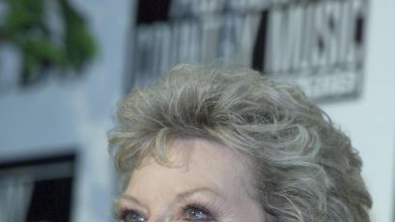 Patti Page tenía pensado asistir a los próximos premios Grammy.    ...