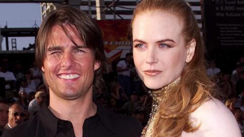 Nicole Kidman rememora sobre su matrimonio juvenil con Tom Cruise