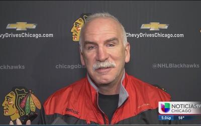 Crecen expectativas para el encuentro entre Blackhawks vs. Flames