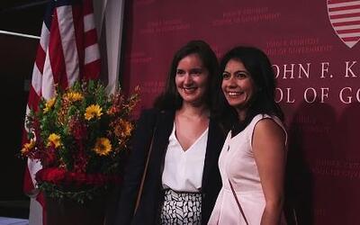 Historia ejemplar de una joven universitaria migrante