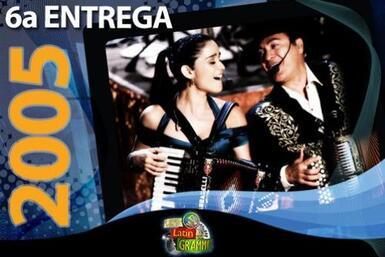 Latin GRAMMY 2005 tuvo un toque muy mexicano.