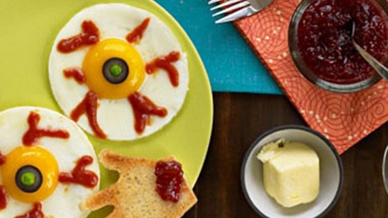 Desayuno espantoso