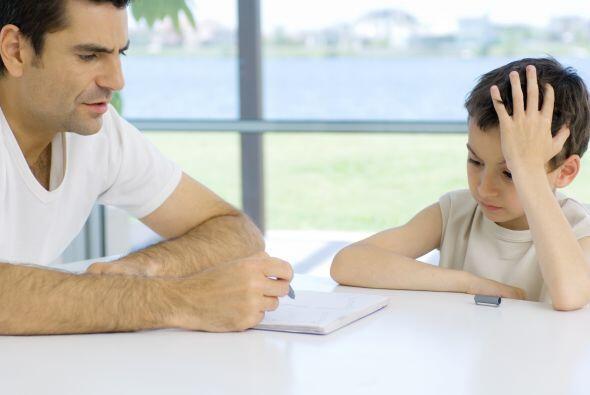 El maestro de tu pequeño probablemente se de cuenta si el niño tiene alg...