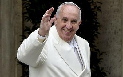 Hace dos años, Jorge Mario Bergoglio comenzó su camino como sucesor de S...