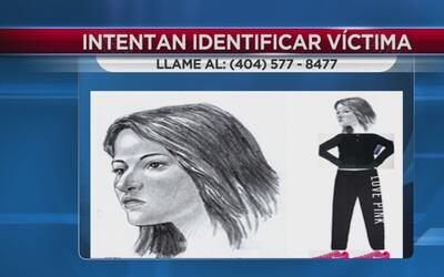 Autoridades de Gwinnett piden ayuda para identificar a una mujer hallada...