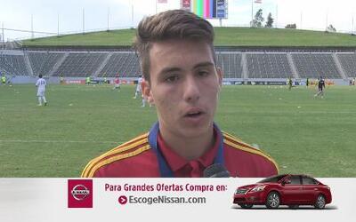 Joven jugador chileno se acerca a su sueño