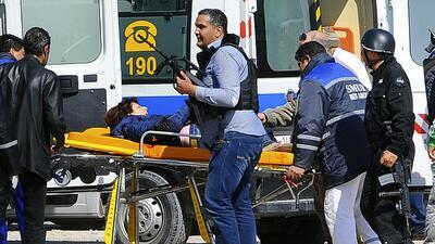 Al menos 19 personas han muerto en ataque frustrado al Parlamento de Túnez