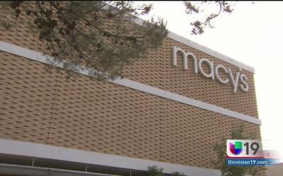 Tienda Macy´s de Sacramento cerró sus puertas