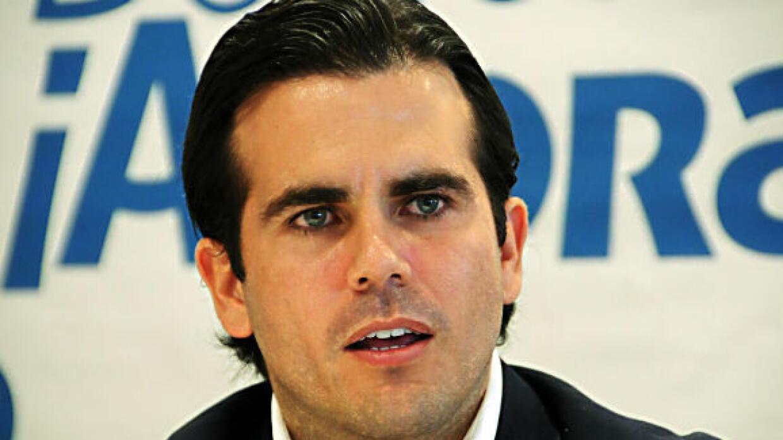 El gobernador electo de Puerto Rico, Ricardo Roselló, prometió el camino...