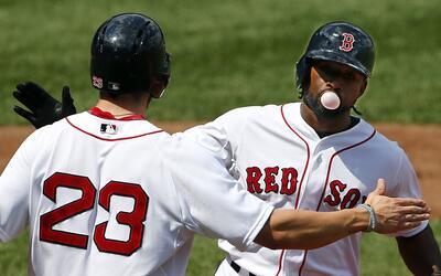 Locura en Boston.