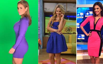 Las 'weather girls' de Despierta América