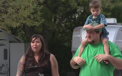 Familia atravesó más de 1,500 millas en busca de atención médica para ma...