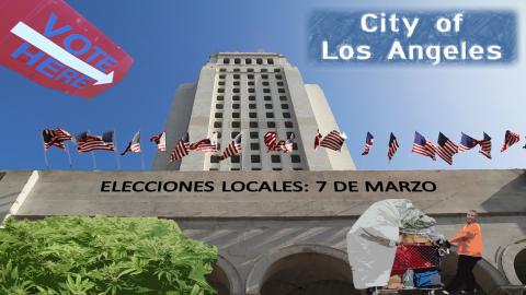 El 7 de marzo de 2017 habrá elecciones en Los Ángeles y ot...