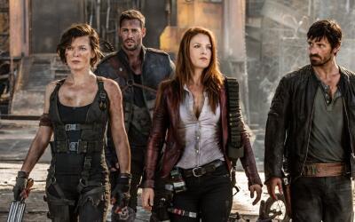 'Resident Evil: The Final Chapter' - la última misión de Alice