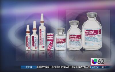 Policía alerta sobre los riesgos del uso de Fentanyl