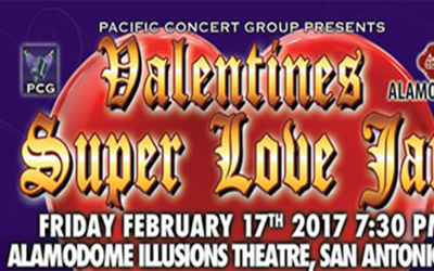 Valentine's Super Love Jam