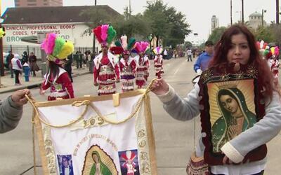 Celebración a la Virgen de Guadalupe se tomará las calles del centro de...