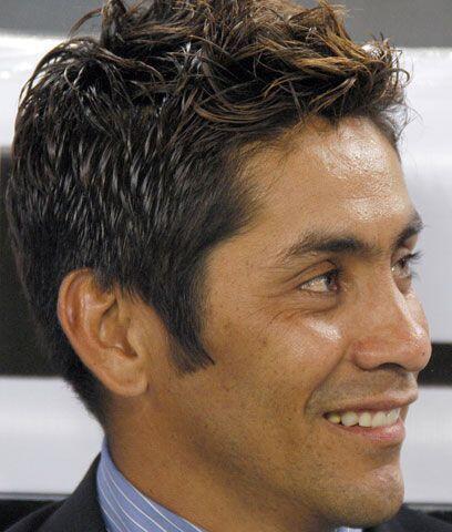 """Álvaro """"El 'oño"""" Campos, padre del ex portero de la Selección Nacional,..."""