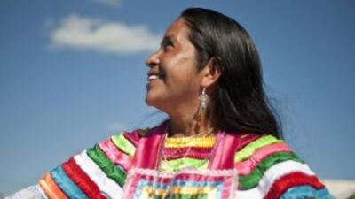Indígenas mexicanos, representantes de la cultura.