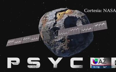 La Universidad de Arizona encabeza proyecto para estudiar asteroide