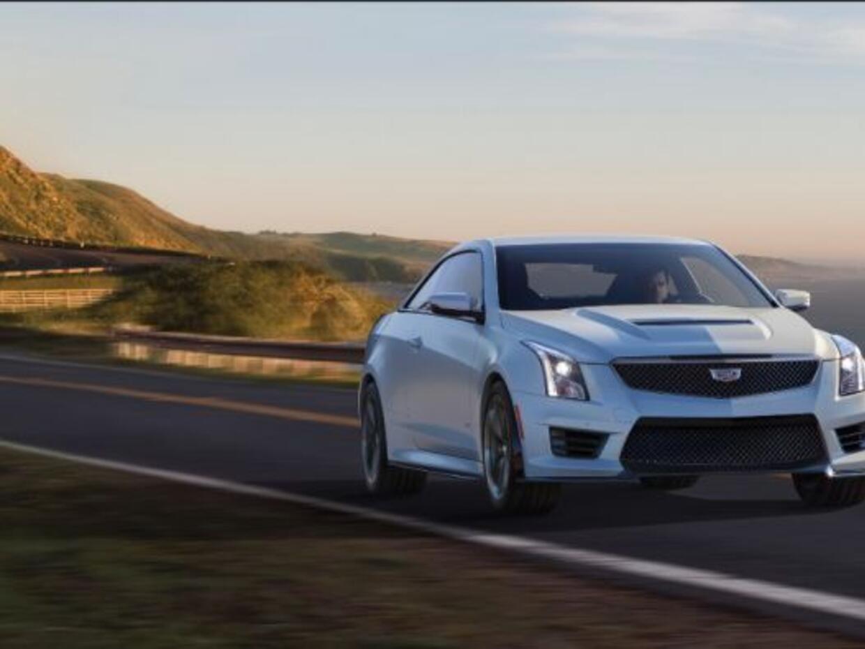 Cadillac ATS-V Coupe 2016