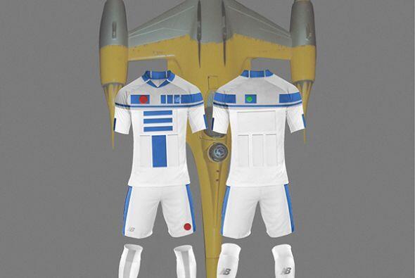 R2-D2, uno de los mejores diseños.