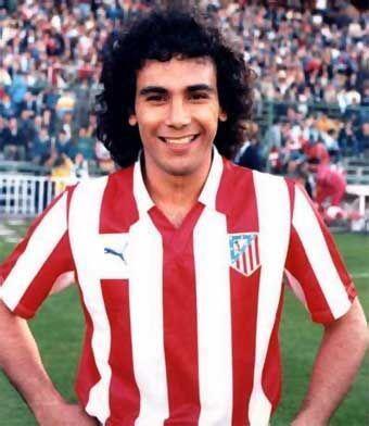 Hugo llegó al Atleti en 1981 y en la temporada 84-85 se llevó el 'Pichic...
