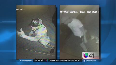 Buscan a ladrones que vandalizan autos en Staten Island
