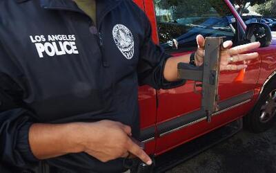 Jefe del Departamento de Policía de Los Ángeles no apoyará propuesta de...