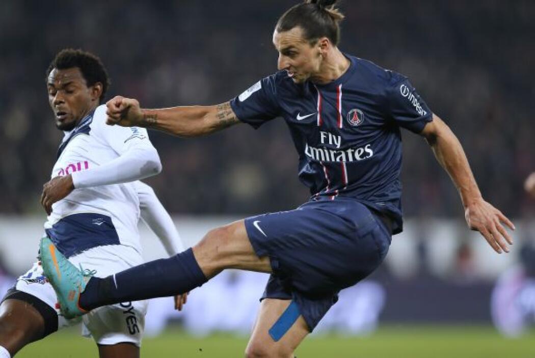 El gigante vikingo retomó su camino goleador con el París Saint-Germain.