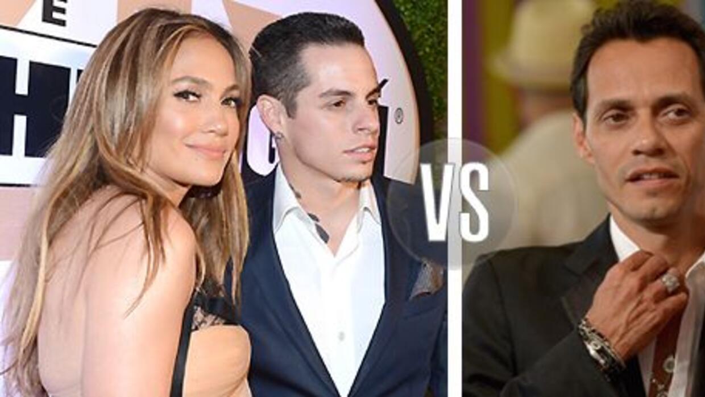 JLo y Casper vs Marc y Chloe. Juntos en Premios Juventud, pero no revuel...