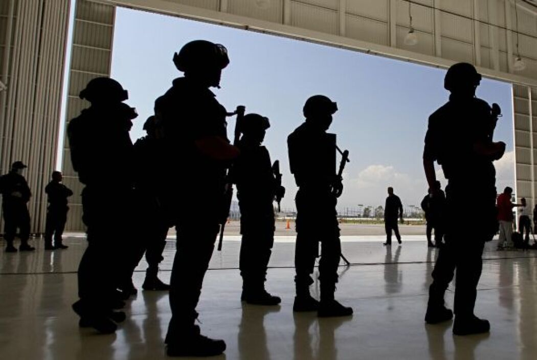 El grupo criminal de 'Los Zetas' se conformó por ex militares de élite....