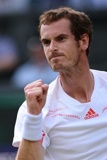 Murray luchará por alcanzar su primera final en casa, en la que l...