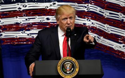 Trump quiere que las visas H1B dejen de otorgarse a través de un método...