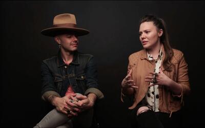 Jesse y Joy escribieron 'Un besito más' tras la muerte de su papá