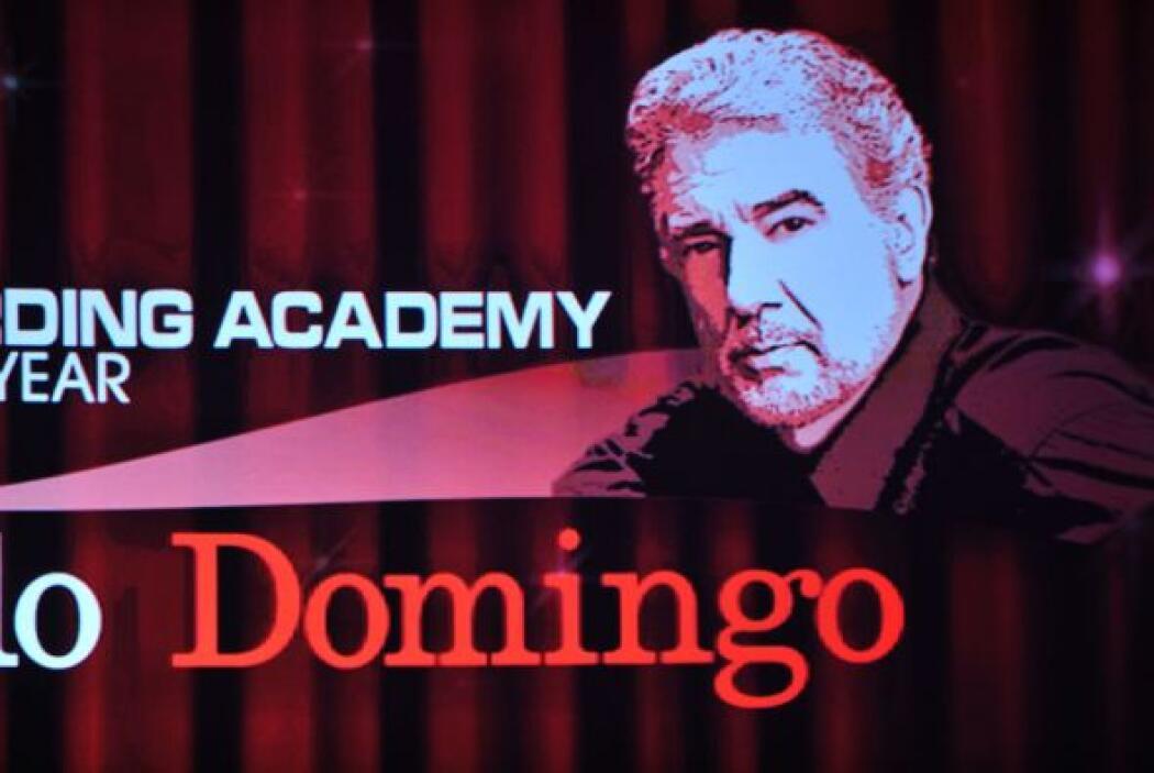 El tenor español tiene más de 40 años de trayectoria.