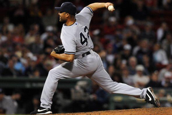 RP. Mariano Rivera. Yankees de Nueva York. 'Mo' logró cuatro salvamentos...