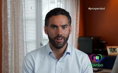 Enrique Acevedo te invita a visitar Univision Contigo para crear un plan...